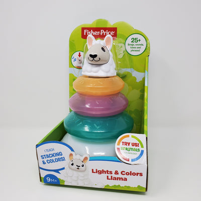 Fisher Price Stacking, Llama,