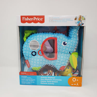 Fisher Price Elephant, Activity,