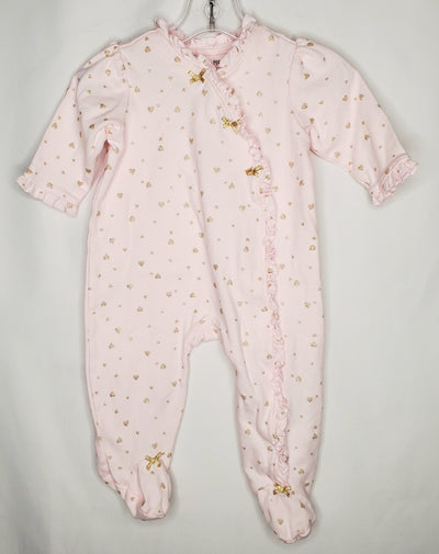 Little Me Sleeper, Pink, size 9m