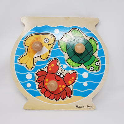 Melissa & Doug Fish 3 Piece