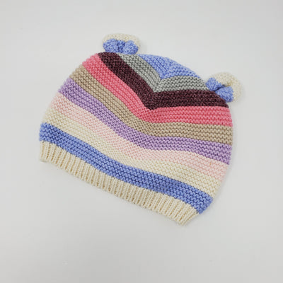 Gap Hat Stripe, Multi, size 6-12m