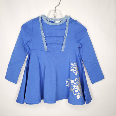 Limeapple Dress, Blue, size 18-24m