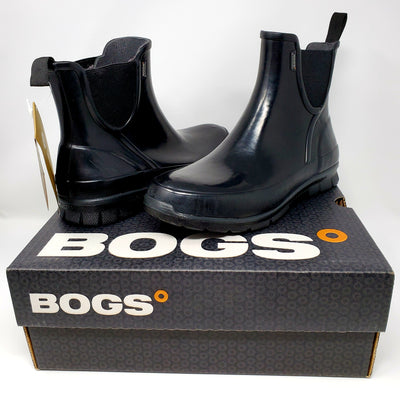 Bogs Slip Boot, Black, size 9