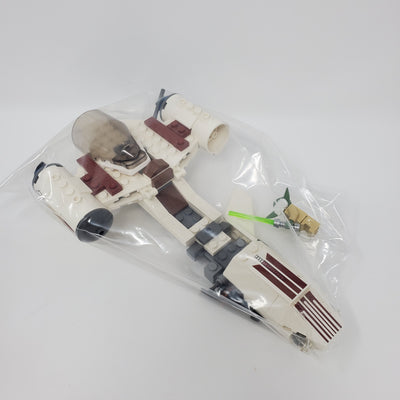 Star Wars Ship, White Br