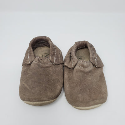 Minimoc Moccasin, Brown, size 6