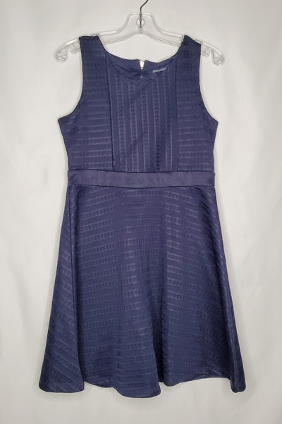 NEW Blush Dress, Navy, size 10