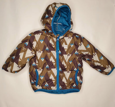 Mec Jacket, Green/Blue, size 6m?