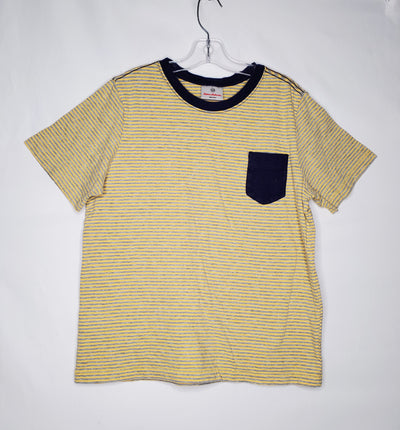 Hanna Anderson Top, Yellow, size 12