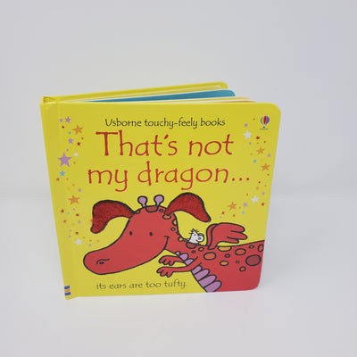 Thats not my dragon…