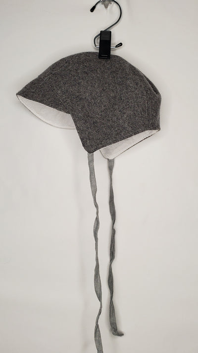 Rain People Bonnet, Grey