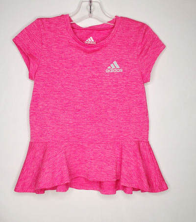 Adidas Top, Pink, size 5