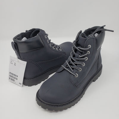 Low Boot H&M NWT, Black, size 12