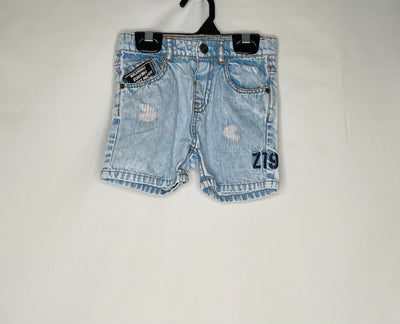 Zara Denim Shorts, Denim, size 18-24m