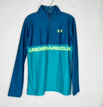 NEW Active Sweater UA, Blue, size 16