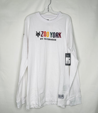 NEW Zoo York Top, White, size 16