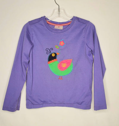 Hanna Andersson Top, Purple, size 6