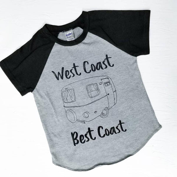 West Coast Best Coast T-shirt