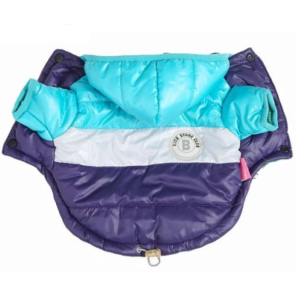 Stylish Puffy Pet Jacket