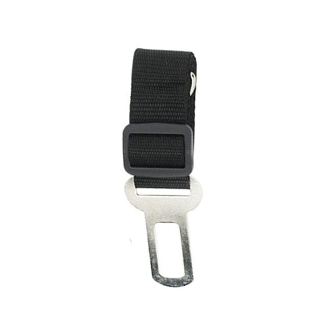 Dog Or Cat Car Seat Belt - SALE - FREE + SHIPPING - Black / 43-72 cm