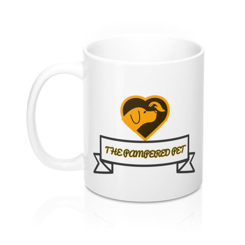 The Pampered Pet Mug - 11oz - Mug