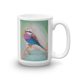 Bird Art Print on Mug