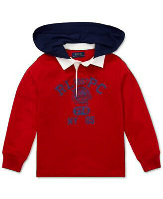 NEW Polo Ralph Lauren Toddler Boys Hoodie