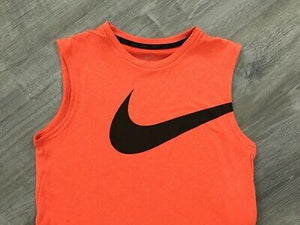 NEW Nike Big Boys Graphic-Print Dry Fit T-Shirt