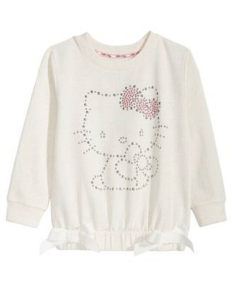 NEW Hello Kitty Toddler Girls Sweatshirt, Sz. 3T