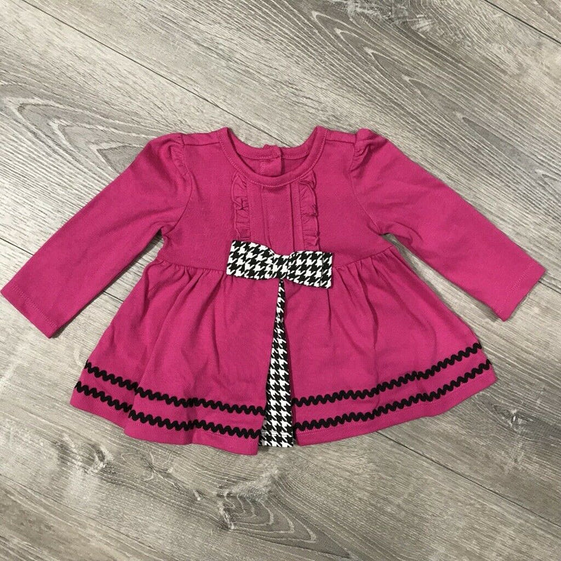 NEW Kids Headquarters Baby Girls Ruffle Tunic, Size 3-6M