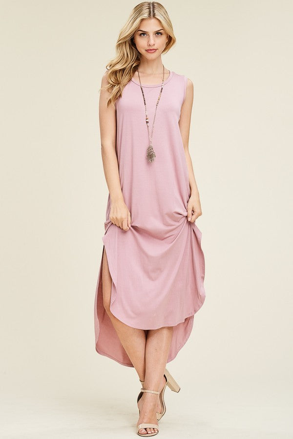 Ada Sleeveless Maxi Dress