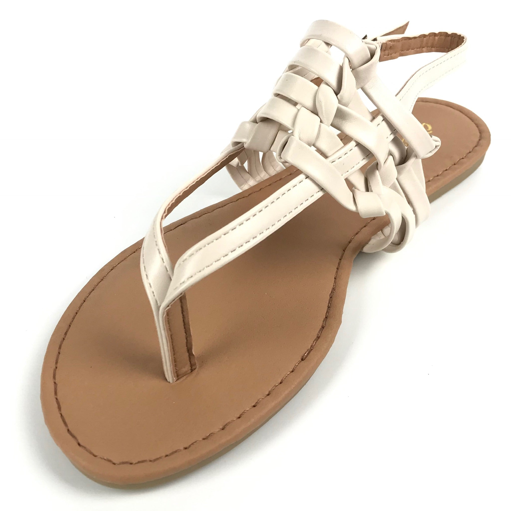 a8423635bf065 Maya Nude Sandals – The Iconic USA