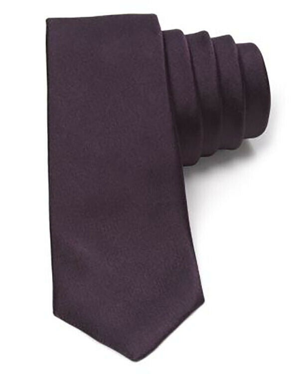 NWT THEORY Roadster Luster Silk Tie MSRP $98