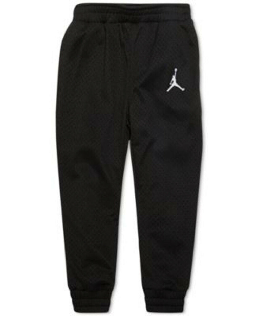 NEW Jordan Air Big Boys Jogger Pants, Black Sz. M