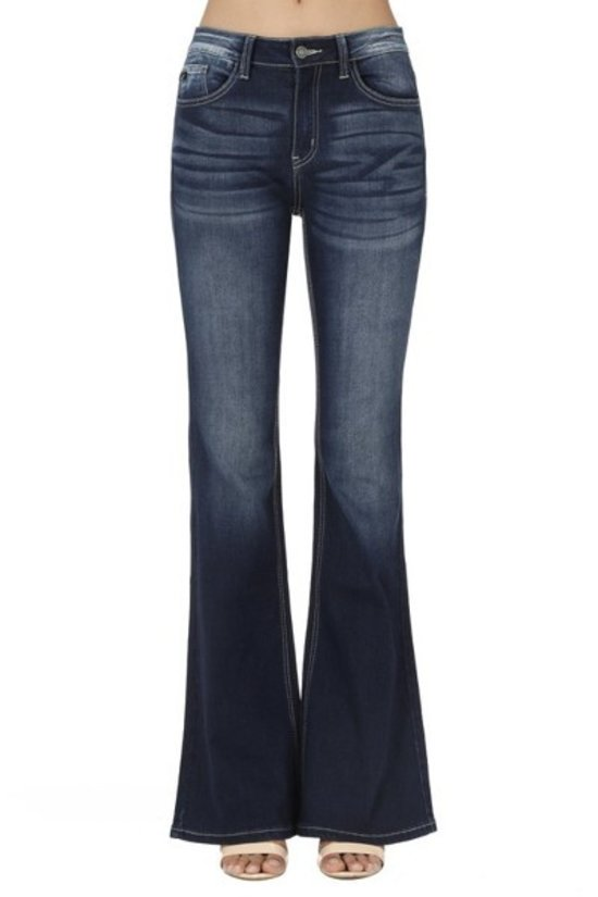 Fay Flare Bootcut Jeans