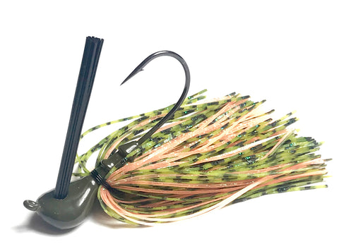 Funky Craw - Custom Wire Tied Jigs for Bass Fishing