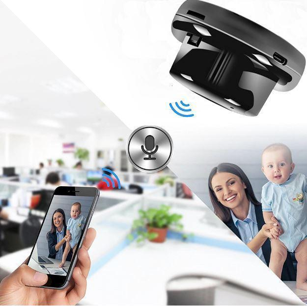 Mini Wifi HD Security Infrared Night Vision Camera