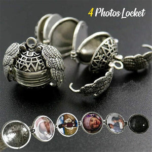 EXPANDING PHOTO LOCKET- BUY 1 & GET 1 FREE TODAY!