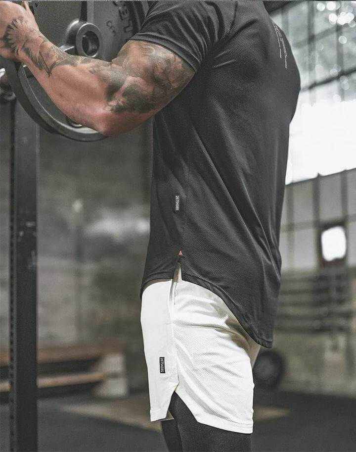 Fitness Secure Pocket Shorts