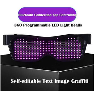 Wsnd Pro™ LED Glowing Glasses Party - Last day promotion !