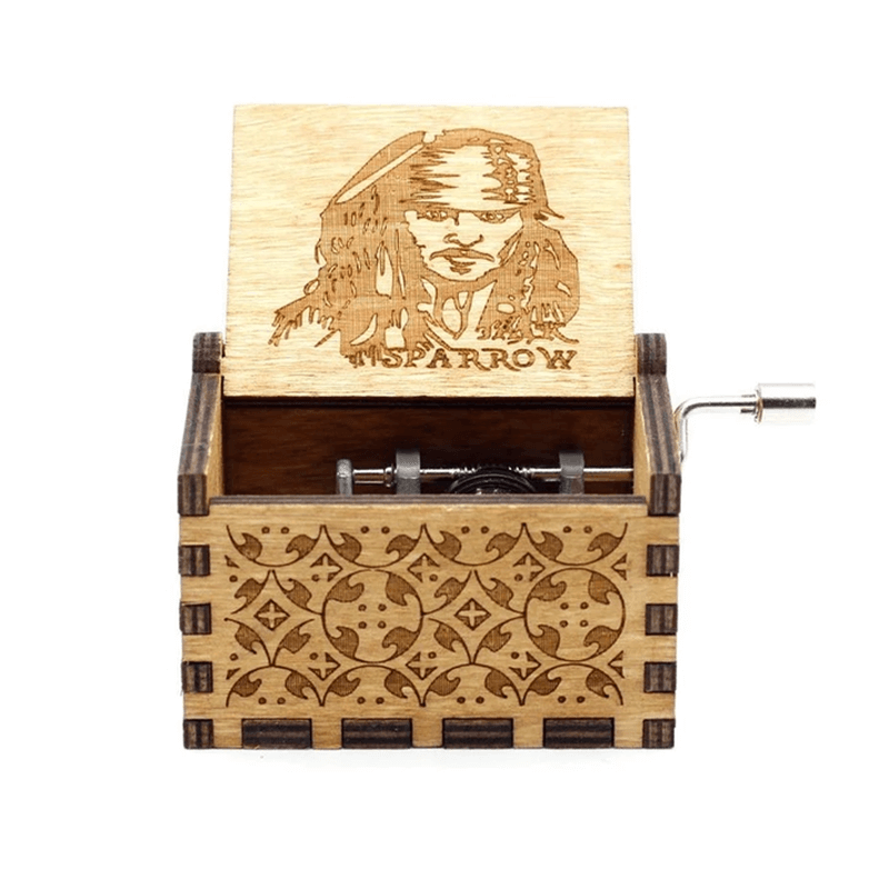 Handmade Music Box