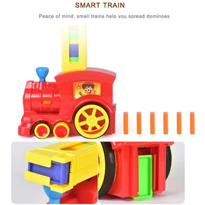【70%OFF TODAY!!!】Domino Train