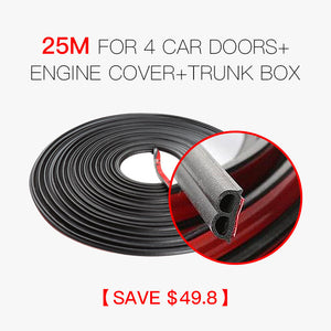 Car Door Seal Strip Universal for all vehicle models