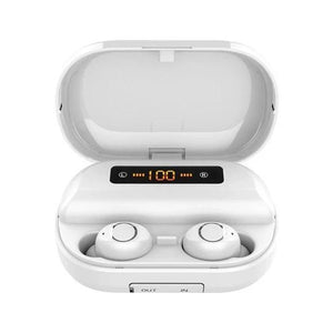 【Top 100 70% discount】Touch Control Wireless Earbuds. Android, ios, tablet and other Bluetooth are applicable