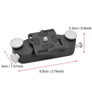 SAVE $35!!Peak Design Capture Camera Clip V3 Sliver