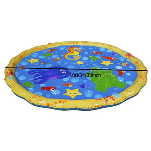Splash Sprinkler Pad-Worldwide Free Shipping!!
