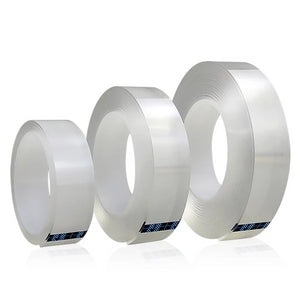 Genuine strong viscosity double sided nano tape