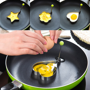 Funny Fried Egg/ Pancake Mold