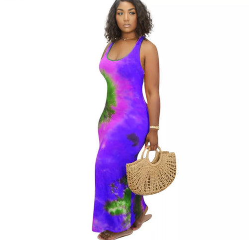 Summer Sensation Maxi Dress