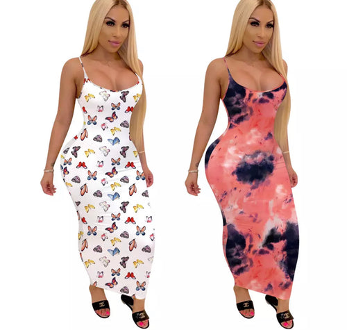 Summer Fun Bodycon Dress