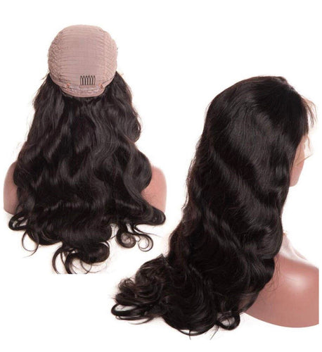 Human Hair Brazilian Body Wave Lace Front Wig